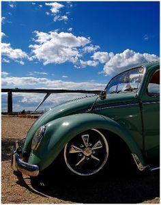 Classic Aircooled VW Bug