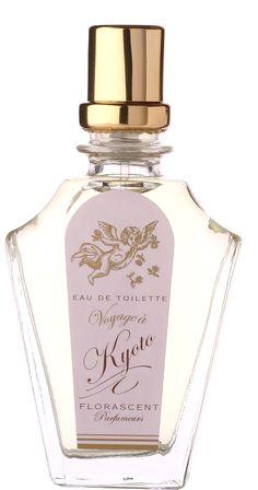 Florascent Parfumeurs Parfum de Poche Voyage à Kyoto Eau de Toilette 15ml