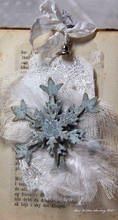Anne's paper fun: Stacked Snowflake die