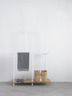 Plateau storage unit for Punt (Es) | Note  Milan Salone Internazionale del Mobile 2014