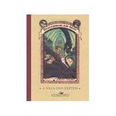 Livro - A Sala dos Répteis - Coleção Desventuras em Série - Vol. 2
