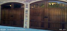 Ranch House Doors Garage Door Lights, Wooden Garage Doors, Garage Door Design, Garage Door Manufacturers, Residential Garage Doors, Nantucket, House Doors, Types Of Doors, My Dream Home