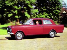 Vauxhall Viva, 1963