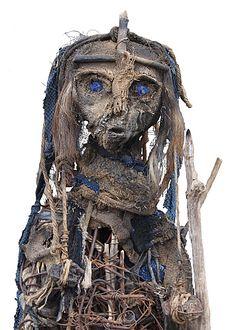 art brut Le guerrier 2012