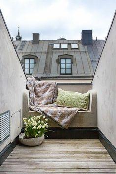 Favorite Places   Spaces / Paris Roof Terrace