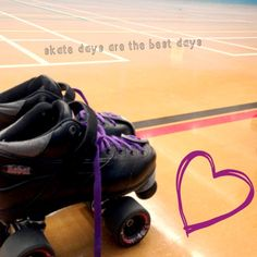 Skate days are the best days #rollerderby