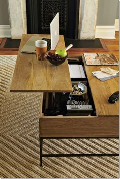 Coffee Table for our laptop lifestyle & 25 Best Modern Coffee Tables You Love A lot   Pinterest   Storage ...
