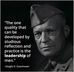 General Eisenhower on Not Letting Anger and Criticism Get the Best of You