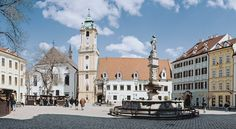 Bratislava Old Town Hall,bratislava ,slovakia- Summer before Sophomore year of college River Cruises In Europe, European River Cruises, Cruise Europe, Montenegro, The Places Youll Go, Places To See, Bósnia E Herzegovina, Danube River Cruise, Bratislava Slovakia
