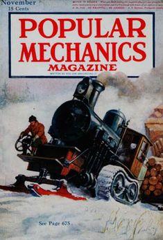 Popular Mechanics - November, 1917