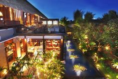 Atmosphere Resort Cafe Bandung Indonesia...one of my faves. :)