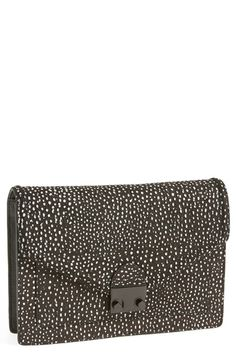 Loeffler Randall 'Rider' Clutch available at #Nordstrom