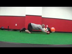 The Best Ab Wheel Instructional Video On the Web