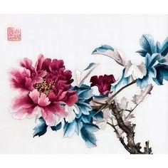 Gallery.ru / Фото #12 - китайская вышивка - ninmix
