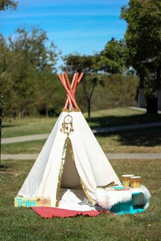 Tribal Baby Shower Party Ideas | Photo 1 of 55