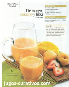 Jugo Natural, Healthy Juices, Kitchen Witch, Diy Cake, Nutribullet, Natural Remedies, Smoothies, Detox, Clean Eating