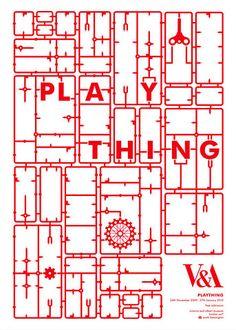 PLAYTHING - 海报 - 图酷 - AD518.com