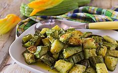 Zucchine in padella gustosissime