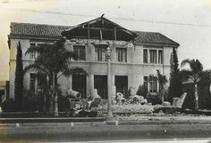 City of Norwalk, California - City Hall. In March of 1933, a series of earthquakes devastated Norwalk and surrounding communities. Excelsior Union High School auditorium suffered major damage, as did many other structures.