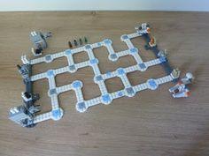Totobricks: LEGO 3866 LEGO BOARD GAMES Star Wars : The Battle ... Lego Board Game, Board Games, Star Wars Games, Battle, Triangle, Stars, Games, Tabletop Games, Sterne