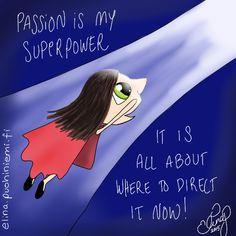 Palasia sateenkaaresta: My Superpower