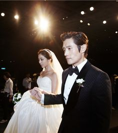 Lee Byung Hun's Wedding