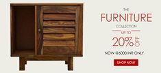 Browse our latest design of Bedside table and get upto 20% #discount.Get extra discount  on shopping cart, purchase 3 or more products.#HomeDecor #InteriorDesign #Furniture #Collection #Exclusive #SolidWood #TipOfDay #Home