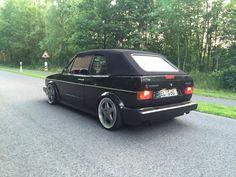 volkswagen golf mk1 cabriolet-vw golf mk1-schmidt-stance ...