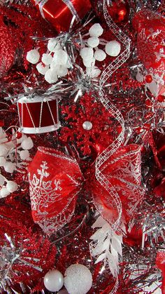 1000 Images About Christmas Trees On Pinterest Silver