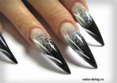 Stiletto Nails Tumblr | Фото красивых ногтей: стильные советы