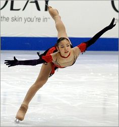 Yu-Na Kim, World Figure Skating Championships 2007, SP