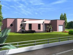 Construction maison individuelle contemporaine Alba de 121 m2