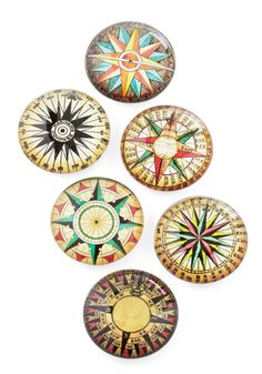 What May Compass Magnet Set
