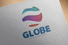 Check out Globe Logo by samedia on Creative Market
