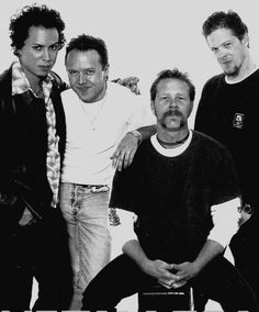 Metallica- Jason Newsted  1986- 2001