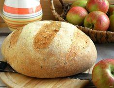 Отрубной хлеб на горчичном масле