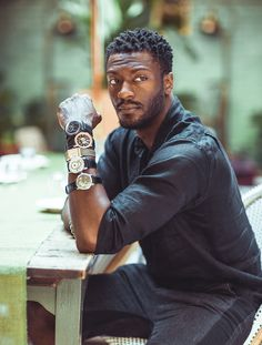 Interview: Underground Actor Aldis Hodge Shares Thoughts on Slavery, Time and Leaving a Legacy