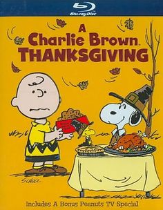 A Charlie Brown Thanksgiving (Blu-ray Disc) by Warner