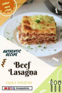 Easy Lasagna Recipe | Instant Pot Lasagna | Best Homemade Lasagna | Old Fashioned Lasagna, lasagna recipe, lasagna, lasagne recipe, vegetarian lasagna Meat Lovers Lasagna Recipe, Meat Lasagna, Easy Lasagna Recipe, Homemade Lasagna, Lasagne Recipes, Beef Recipes, Lasagna Ingredients, Beef Sauce, Sauteed Vegetables