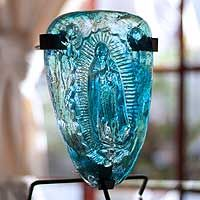 The color turquoise is for me the most beautiful color. It is my birth stone and the color of the sea here is some beautiful pieces from Novica enjoy