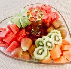 Fruit Trifle, Fruit Salad, Food, Fruit Salads, Essen, Meals, Yemek, Eten