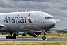 American Airlines Boeing 777-300ER N726AN | Kamil Nowak | Flickr