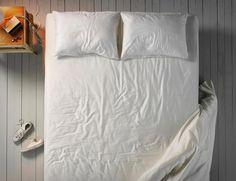 sleep here • via brown dress with white dots
