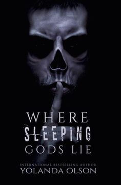 Cover Reveal: Where Sleeping Gods Lie by Yolanda Olson - On sale May 6, 2017! #CoverReveal