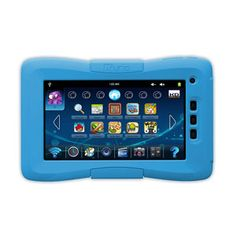 """Kurio Kids Tablet with Android - 7 inch 4 GB - Techno Source - Toys """"R"""" Us Best Android Tablet, Android Apps, Tablet 7, Toys R Us, Kids Toys, Baby Toys, Best Tablet For Kids, Tablets For Toddlers, Party"""
