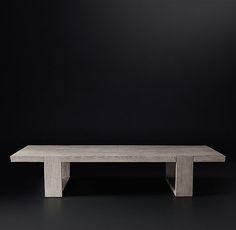 """Antoccino Coffee Table 60""""W x 30""""D x 14""""H"""