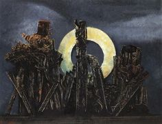 Max Ernst Best Work   Other works in Painting
