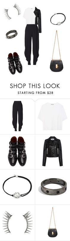 """""""Fine by me"""" by ballerina-1982 ❤ liked on Polyvore featuring Ralph Lauren, Vince, Givenchy, IRO, Alex and Ani, Latelita and Chloé"""