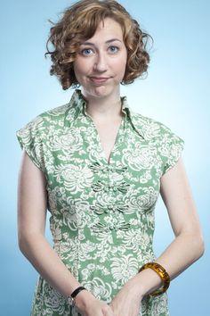 kristen schaal, favorite female comedian.
