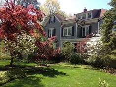 A http://drandreahayeck.com repin. A wonderful dentist in Linden serving many Cranford residentts.    My Victorian home in Cranford, NJ.  Built in 1894.
